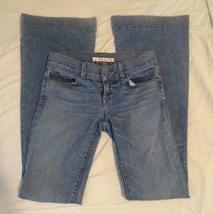 J Brand Women's Bell-bottom Jeans